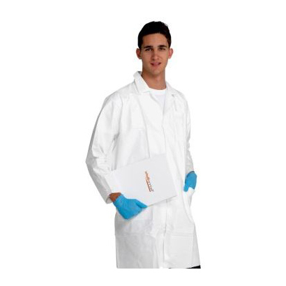 Anti-Static Disposable Laboratory Coat